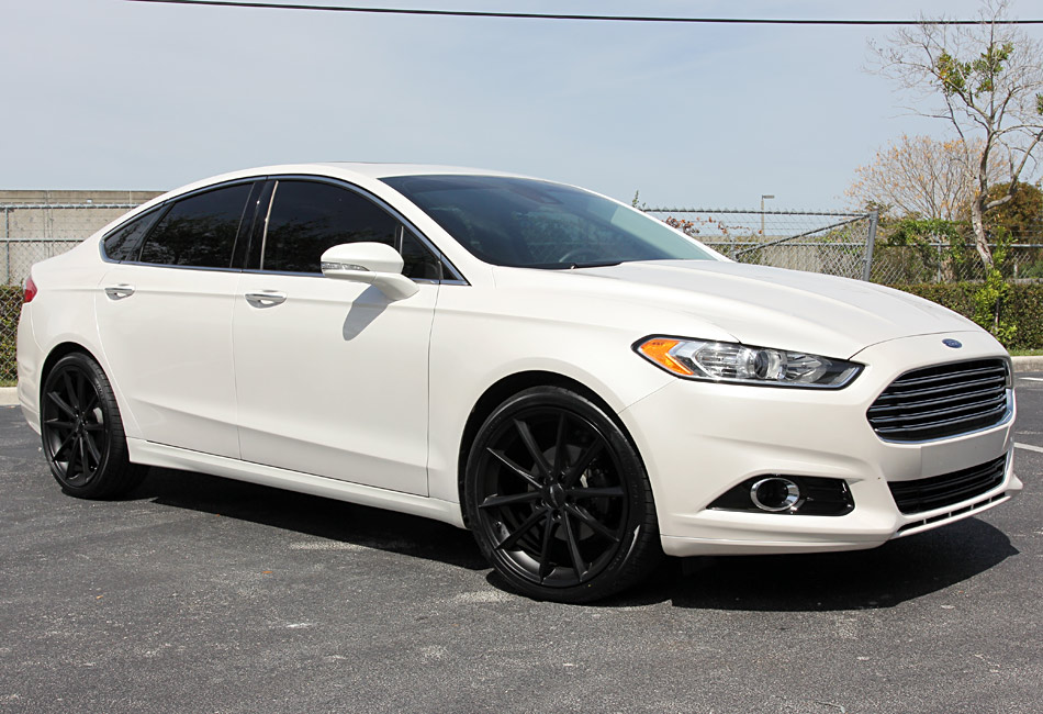 Ford Fusion On 22s 2017 2018 2019 Ford Price Release Date Reviews