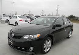 380 2014 Toyota Camry Se Black Black Uber Nyc Market Main